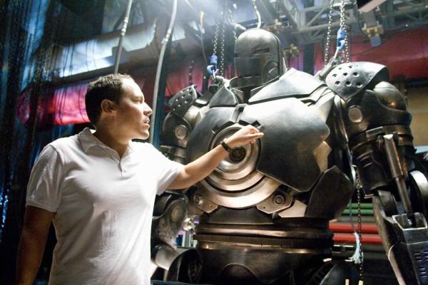 John Favreau - Iron Man