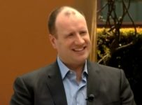 Kevin Feige on Bloomberg - May 2012