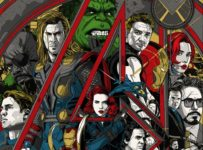 The Avengers - Mondo - Tyler Stout