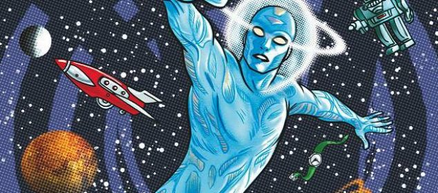 Mystery in Space #1 (DC) - Artist: Mike Allred