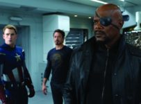 Nick Fury and the Avengers
