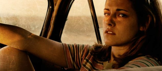 On the Road - Kristen Stewart