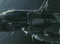Prometheus - Ship (2012)
