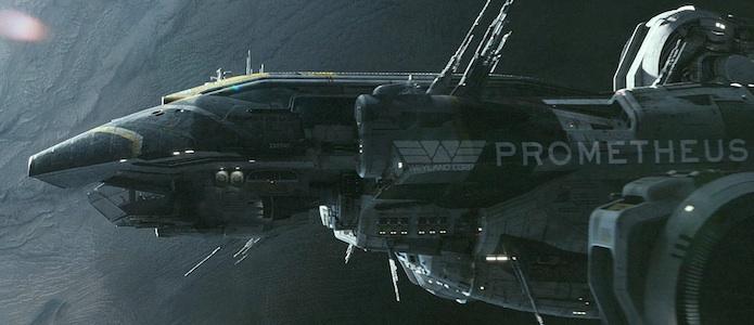 Prometheus - Ship (2012)