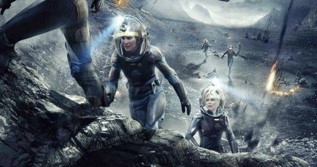 Prometheus International poster