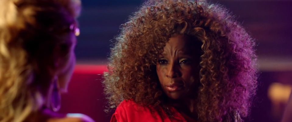 Rock of Ages - Mary J. Blige