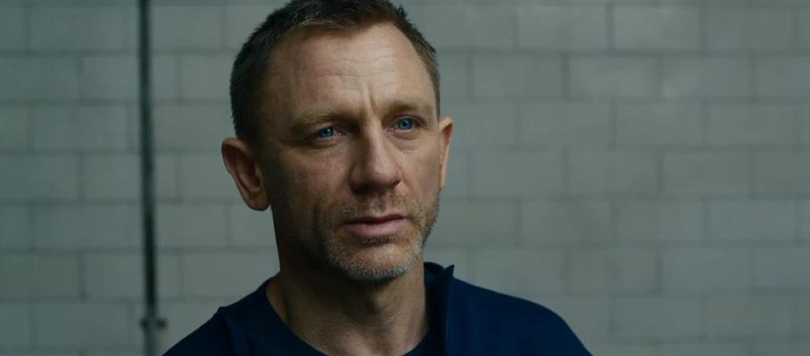 Daniel Craig - Skyfall Trailer