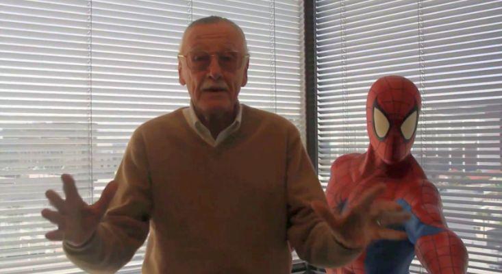 Stan Lee - Oz-Comic-Con (Australia)