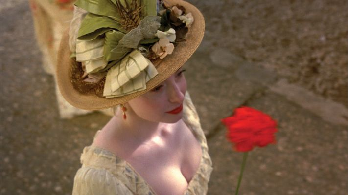 Fiona Glascott in THE DUEL
