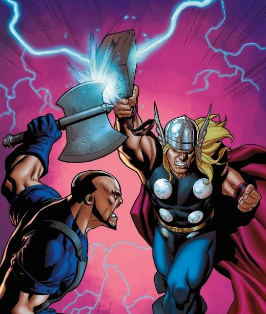 Thor Vs The Execution
