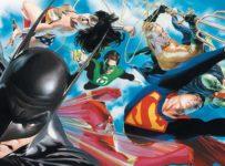Alex Ross - Justice League