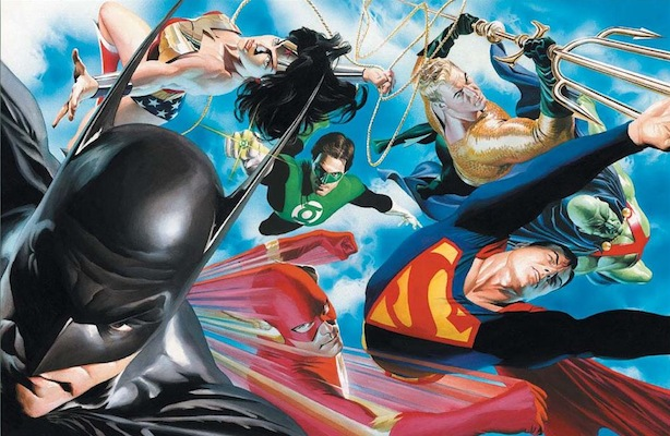Alex Ross - Justice League