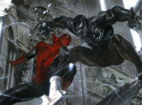 Poster Spider-man Vs Venom