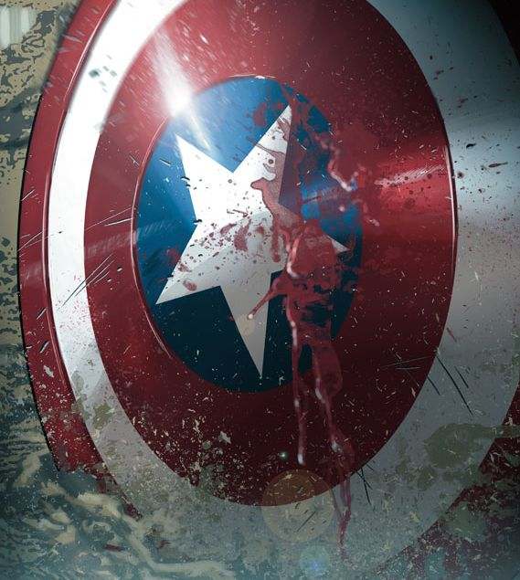 This is War - Captain America - Featured