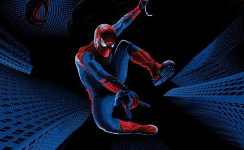 The Amazing Spider-man poster - IMAX
