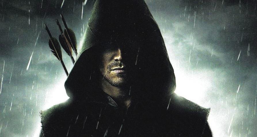 CW Arrow International Poster - Green Arrow