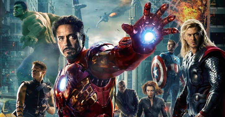 The Avengers Blu-ray Banner
