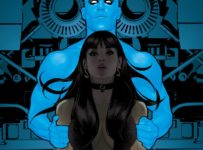 Before Watchman - Dr. Manhattan and Silk Spectre