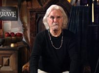Billy Connolly Supports National Red Hair Appreciation Day