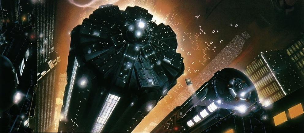 Blade Runner poster segment