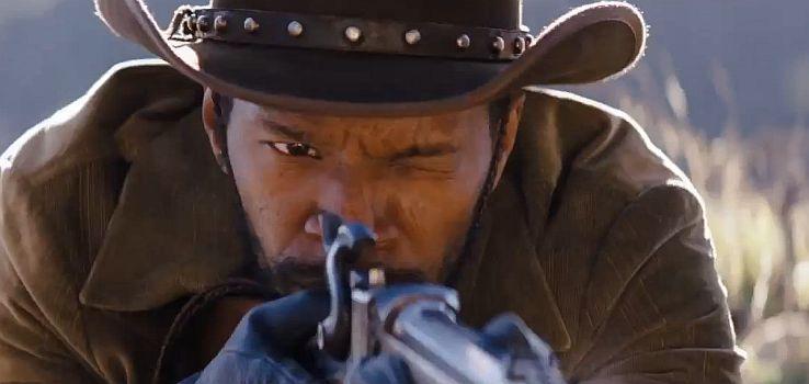 Django Unchained - Jamie Foxx