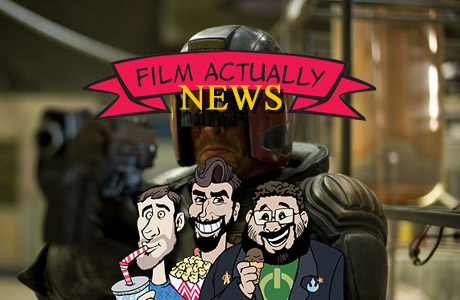 Film Actually News - Judge Dredd
