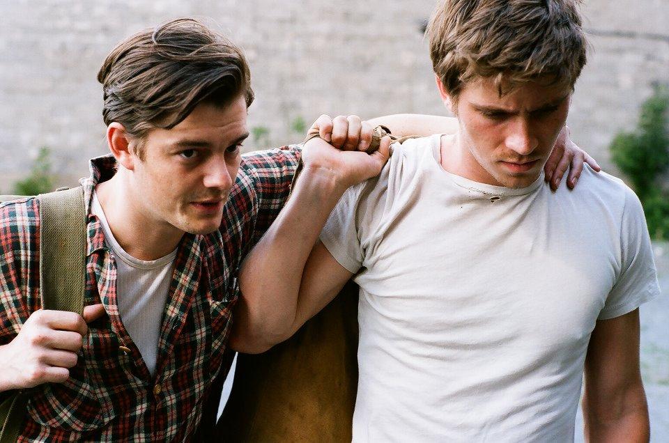 On the Road - Garrett Hedlund and Sam Reilly