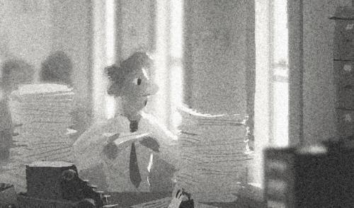 Paperman - Disney