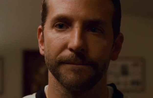 The Silver Linings Playbook - Bradley Cooper