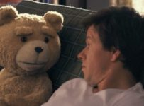 Ted - Seth MacFarlane and Mark Wahlberg