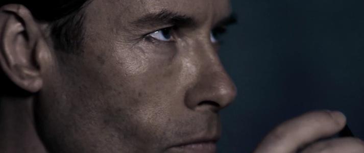 Peter Weyland (Guy Pearce) - Prometheus Viral