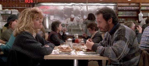 When Harry Met Sally (1989) - Diner
