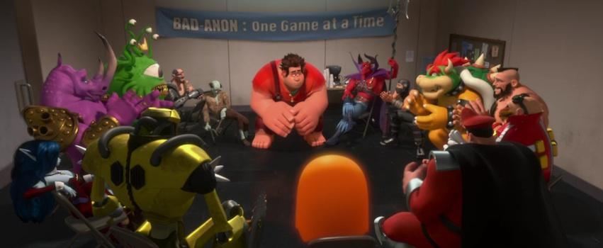 Wreck-It Ralph Villains - Disney