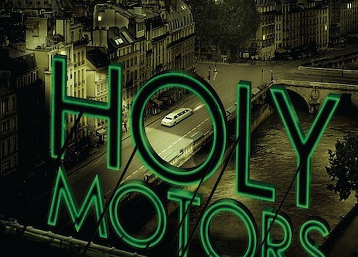 Holy Motors poster - Australia