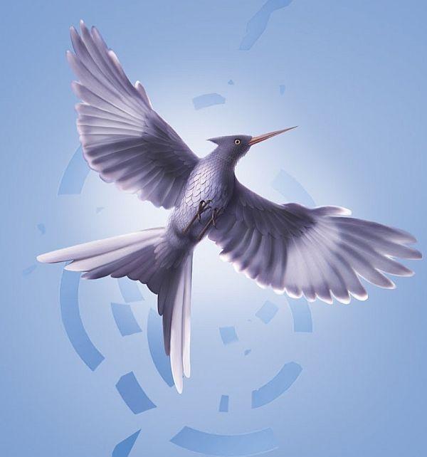 The Hunger Games: Mockingjay Logo
