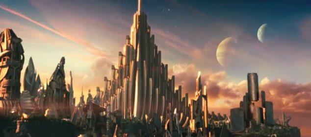 Thor - Asgardian Castle
