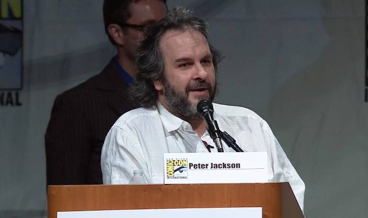 Peter Jackson - The Hobbit - Comic-Con
