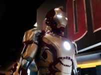 Iron Man 3 - Mark 8 (VIII) Armour (Armor)