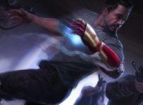 Iron Man 3 Concept Art - Ryan Meinerding