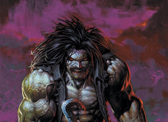 Lobo (DC Comics) - David Finch