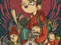 ParaNorman Mondo poster - Drew Millward