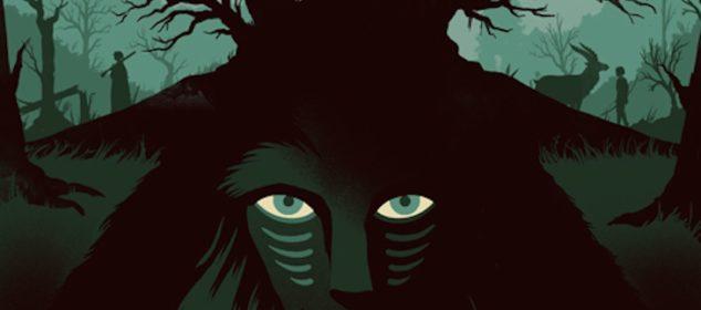 Princess Mononoke - Olly Moss