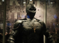 The Dark Knight Rises - Batman Costume