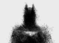 The Dark Knight Rises - Mondo poster - Jock