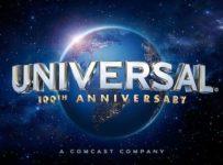 Universal 100 Years Logo