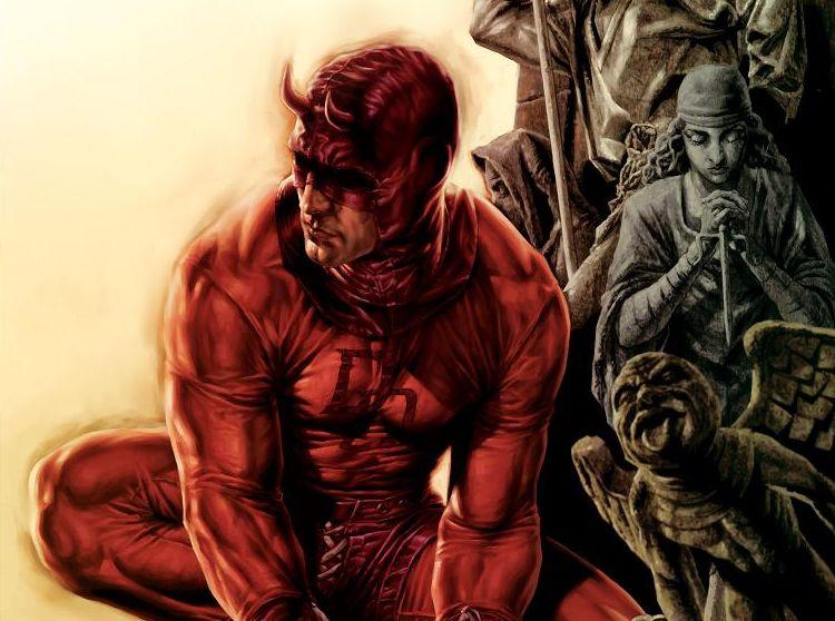 Daredevil #100 - Lee Bermejo