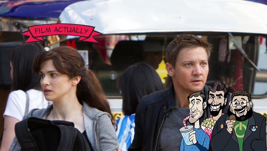 Film Actually Banner - The Bourne Legacy