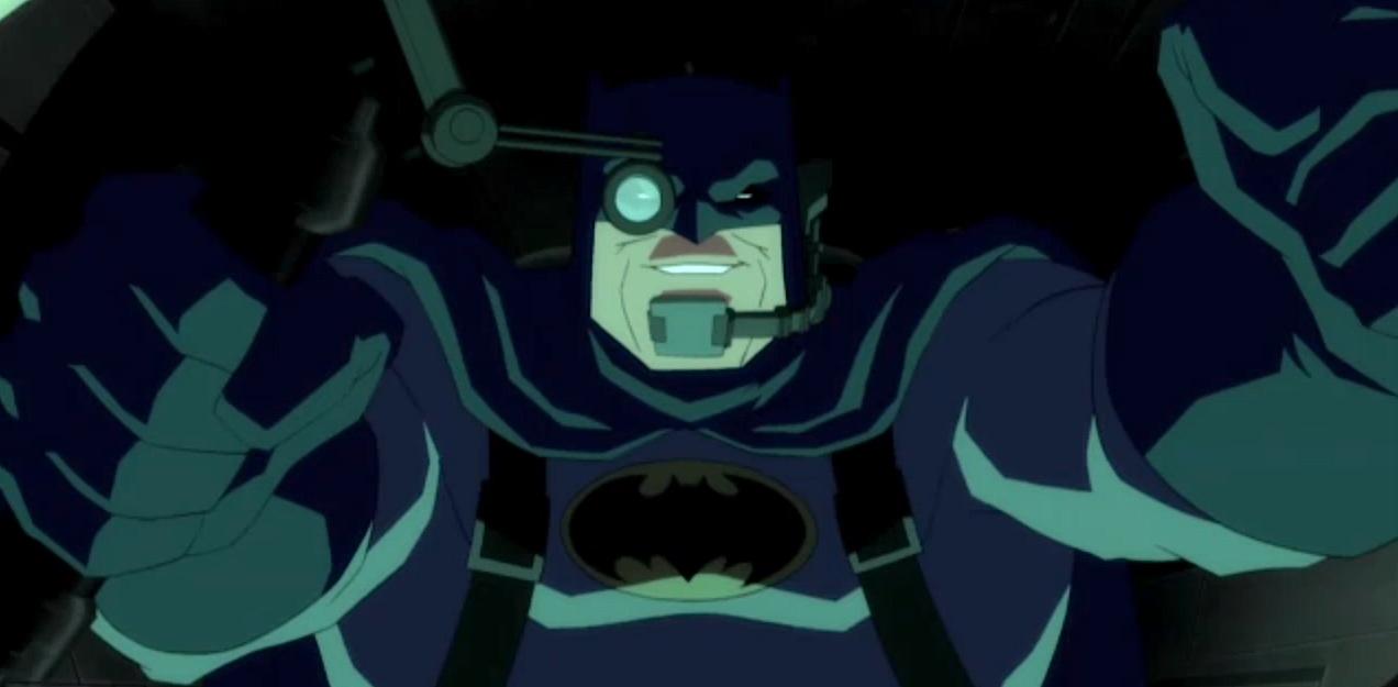 The Dark Knight Returns, Part 1
