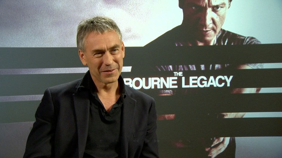 Tony Gilroy - The Bourne Legacy - The Reel Bits Interview