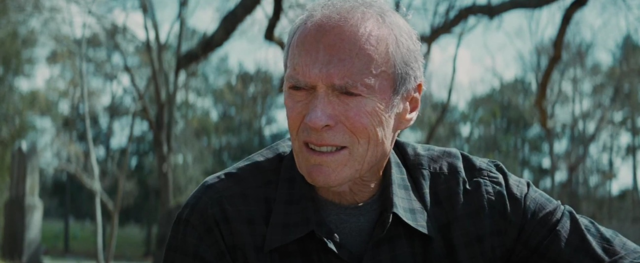 The Trouble with the Curve - Clint Eastwood